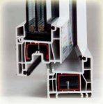 Профиль Elex с монтажной шириной 70мм