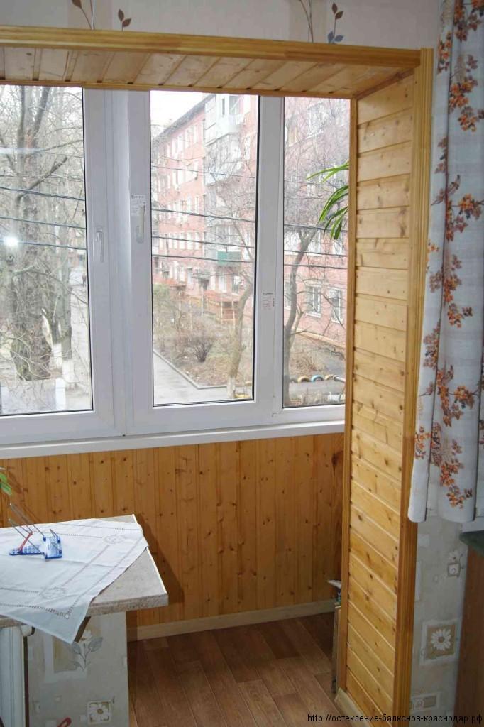 Фотографии изнутри / компания теплый балкон.