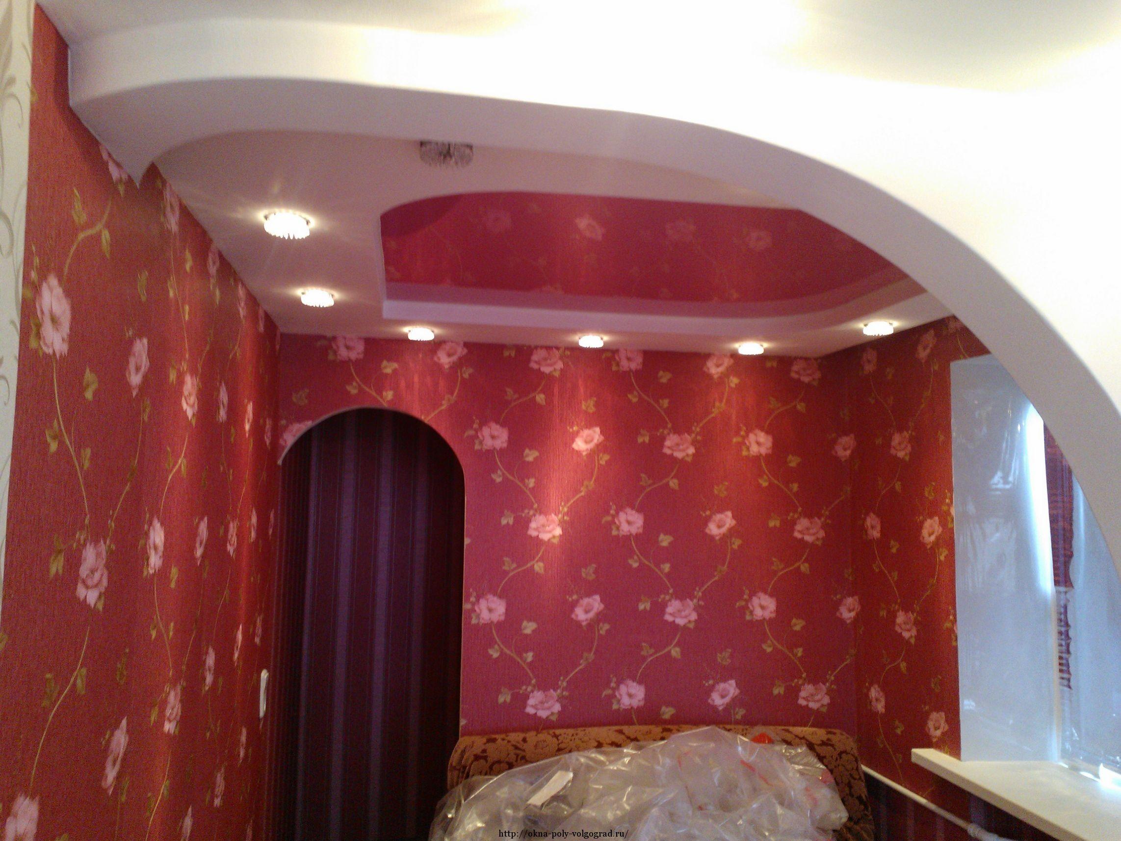 Как правильно подобрать цвет натяжного потолка?