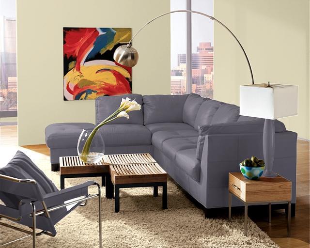 Выбор цвета для интерьера - красивое и полезное занятие