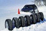 Причины для установки зимних шин