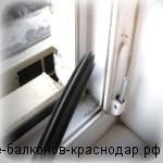 Условия замены уплотнителя окна
