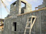 Тонкости строительства собственного дома. Выбор проекта, толщины стен и окон