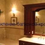 Венецианская штукатурка в ванной: особенности нанесения